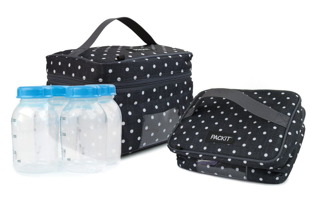 PackIt Freezable Breastmilk & Formula Container