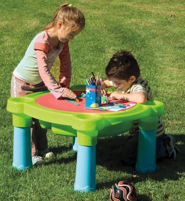 PalPlay Sand & Water Table - Tadpole