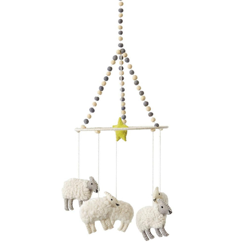 Petit Pehr Counting Sheep Mobile - Tadpole