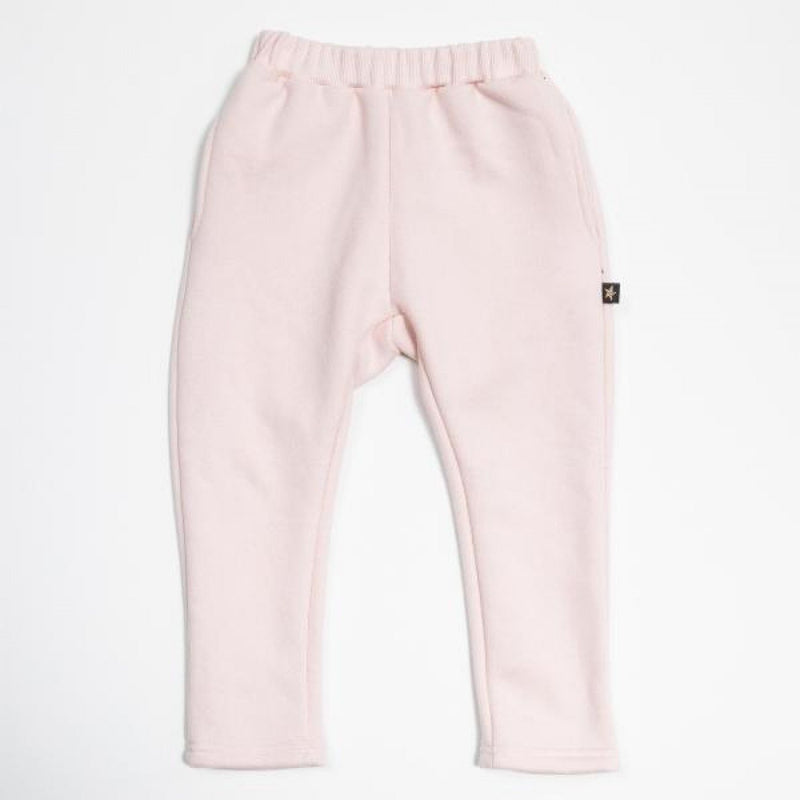 Petite Hailey Baby Cool Sweatpants- Pink - Tadpole