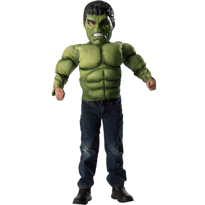 Rubies Incredible Hulk Muscle Chest Dress-Up - Tadpole