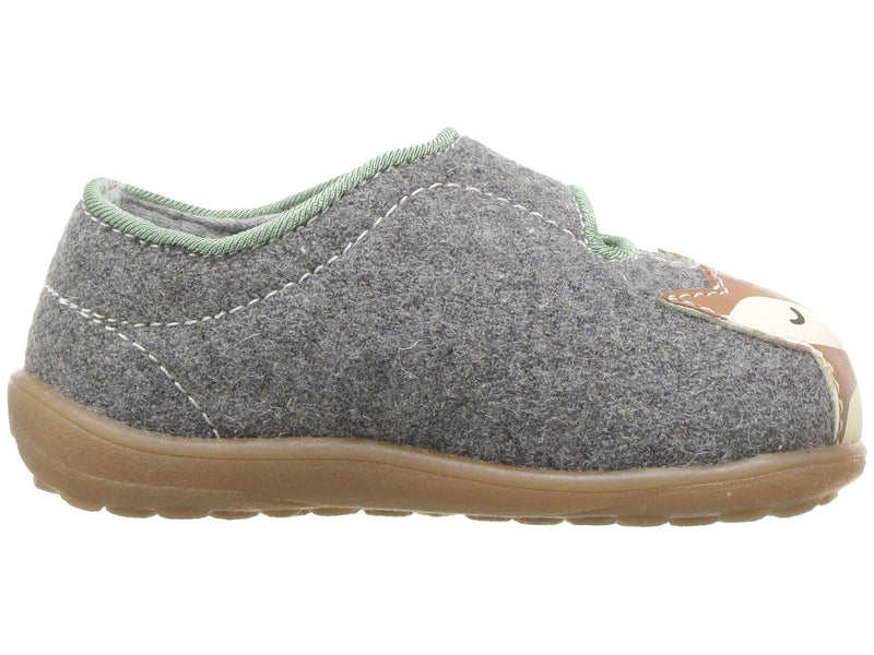 See Kai Run Cruz II Grey Fox Slipper - Tadpole