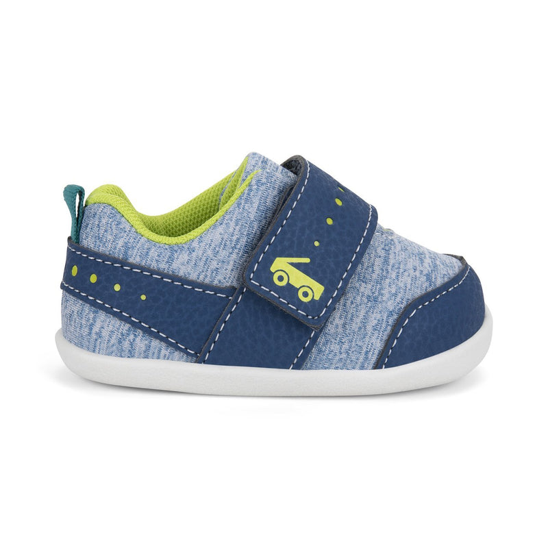See Kai Run First Walker Ryder - Blue/Green - Tadpole
