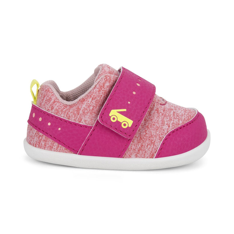 See Kai Run First Walker Ryder Hot Pink - Tadpole
