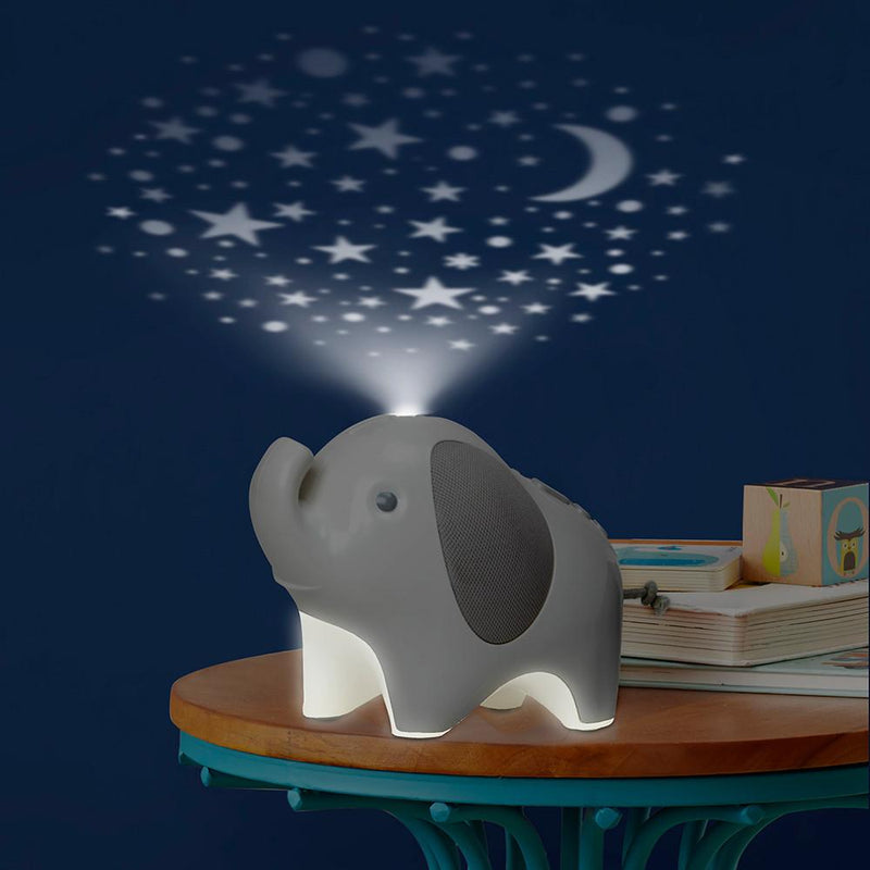 Skip Hop Moonlight & Melodies Nightlight Soother - Elephant - Tadpole
