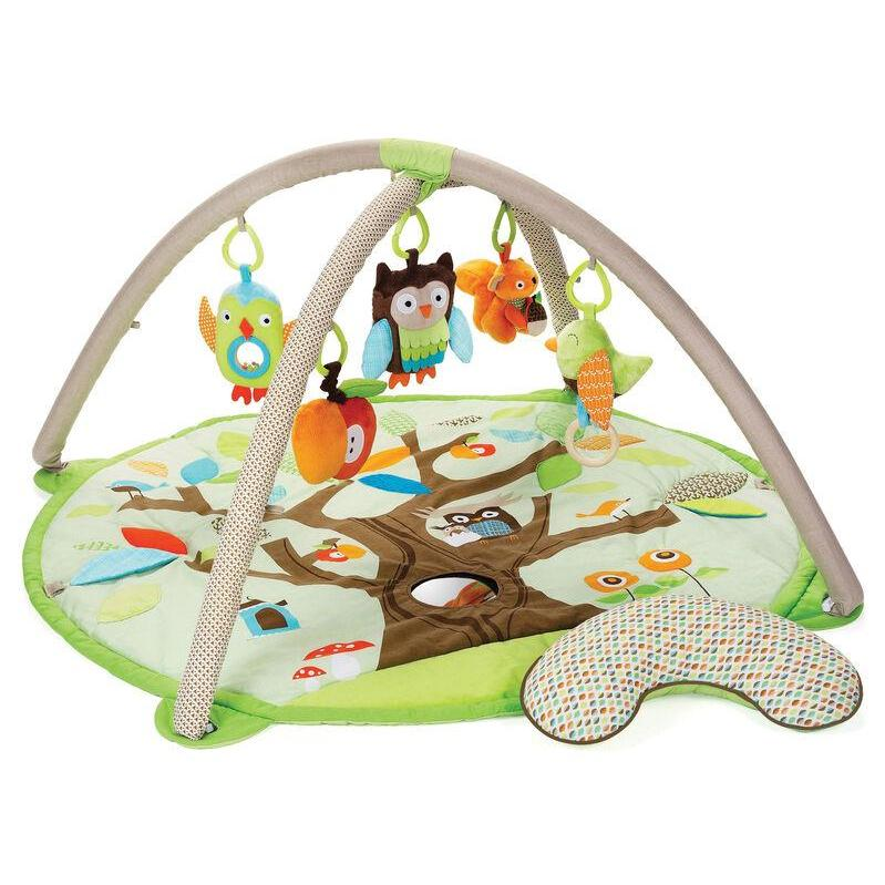 Skip Hop Treetop Friends Activity Gym - Tadpole
