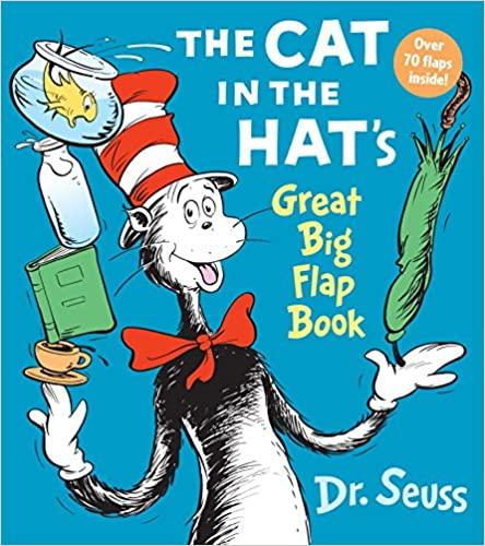 The Cat in the Hat's Great Big Flap Book BB - Tadpole