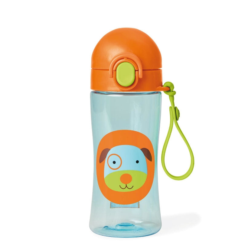 Skip Hop Zoo Lock-Top Sports Bottle D*