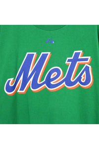 NEW YORK METS WRIGHT T-SHIRT / GREEN [SIZE:L USED] [金沢店]
