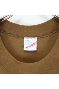 MADE IN USA 90'S PLAIN T-SHIRT / BEIGE [SIZE:S USED] [金沢店]