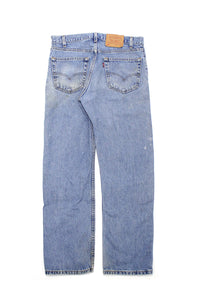 MADE IN USA 501 DENIM PANTS / LIGHT INDIGO【SIZE:W34L30 USED】【金沢店】
