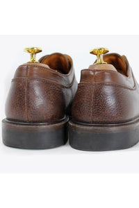 V-TIP SHOES / BROWN [SIZE: US9.5M(27.5cm) USED][金沢店]