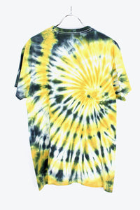 TIE DYE T-SHIRT / YELLOW/GREEN [SIZE:M USED] [金沢店]