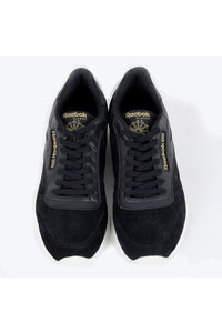 CL LEATHER&SUEDE SNEAKER USA企画品 / BLACK [SIZE: US8(26cm) NEW][金沢店]