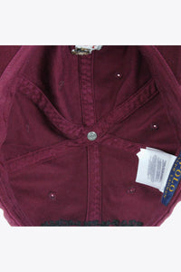 POLO BEAR CAP USA企画品 / BURGUNDY [SIZE: O/S NEW][金沢店]
