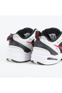 AIR MONARCH TRAINING SHOES / BLACK WHITE [SIZE: US8.5(26.5cm) USED][小松店]