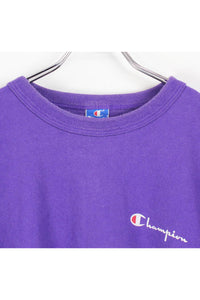MADE IN USA 90'S S/S T-SHIRT / PURPLE [SIZE:XL USED] [小松店]