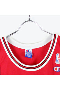 90'S BULLS 31 SCOTTIE PIPPEN GAME SHIRT / RED [SIZE:S相当 USED] [金沢店]