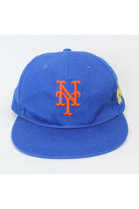 COTTON LOGO CAP / BLUE ORANGE [SIZE: O/S USED][金沢店]