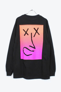 L/S T-SHIRT / BLACK [NEW][金沢店]