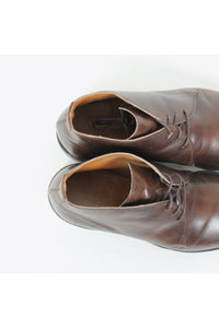 MADE IN USA CHUKKA BOOTS / BROWN [SIZE: US9.5D(27.5cm相当) USED][金沢店]