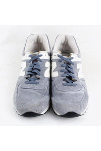 MADE IN ENGLAND 576 SNEAKERS / LIGHT BLUE [SIZE: US7.5(25.5cm) USED][金沢店]