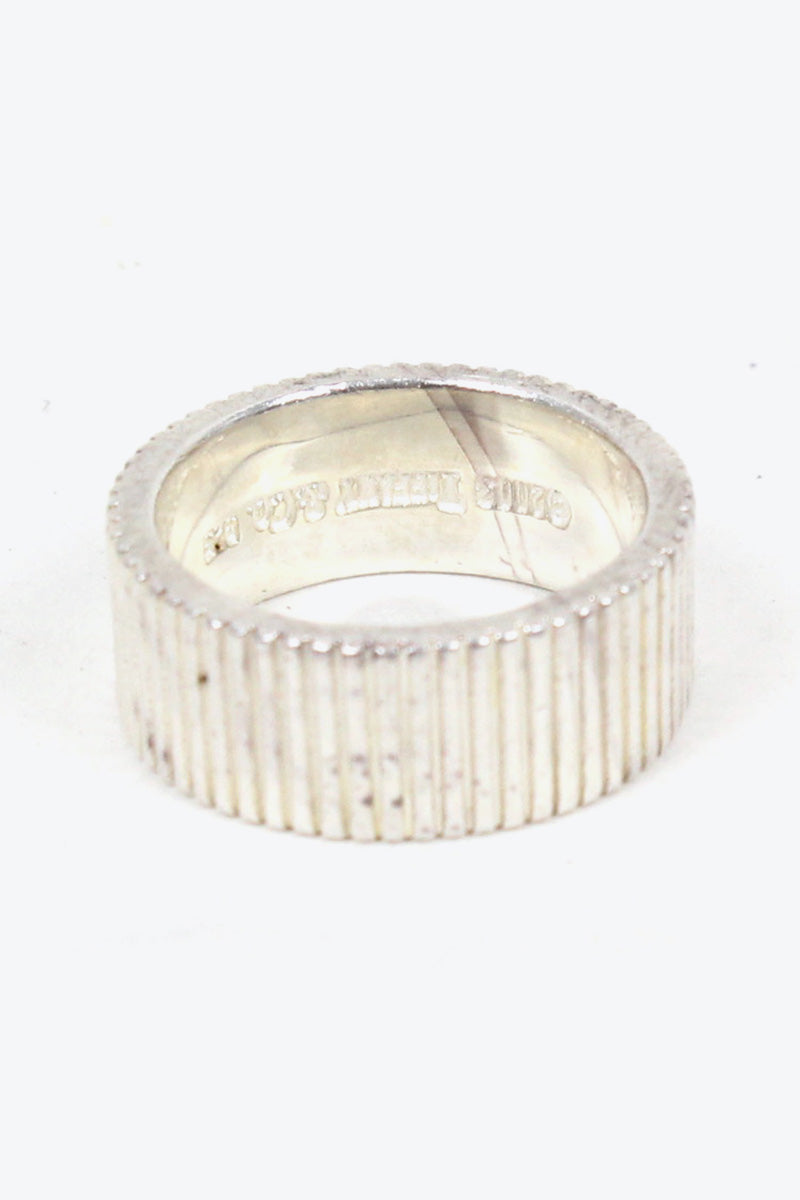 2003 MADE IN ITALY 925 SILVER RING [SIZE: 16号相当 USED][金沢店]