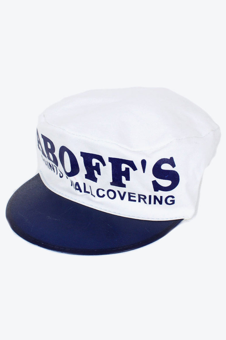 MOORE WORK CAP / BLUE WHITE [SIZE: O/S USED][金沢店]