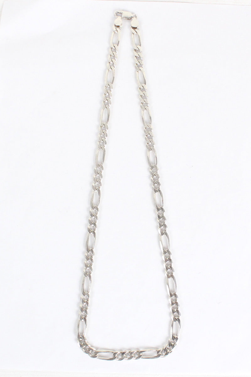 925 SILVER NECKLACE【SIZE:O/S USED】【金沢店】
