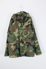 画像をギャラリービューアに読み込む, 01'S ECWCS GORE-TEX SHELL JACKET / CAMO [SIZE: SMALL/SHORT USED]