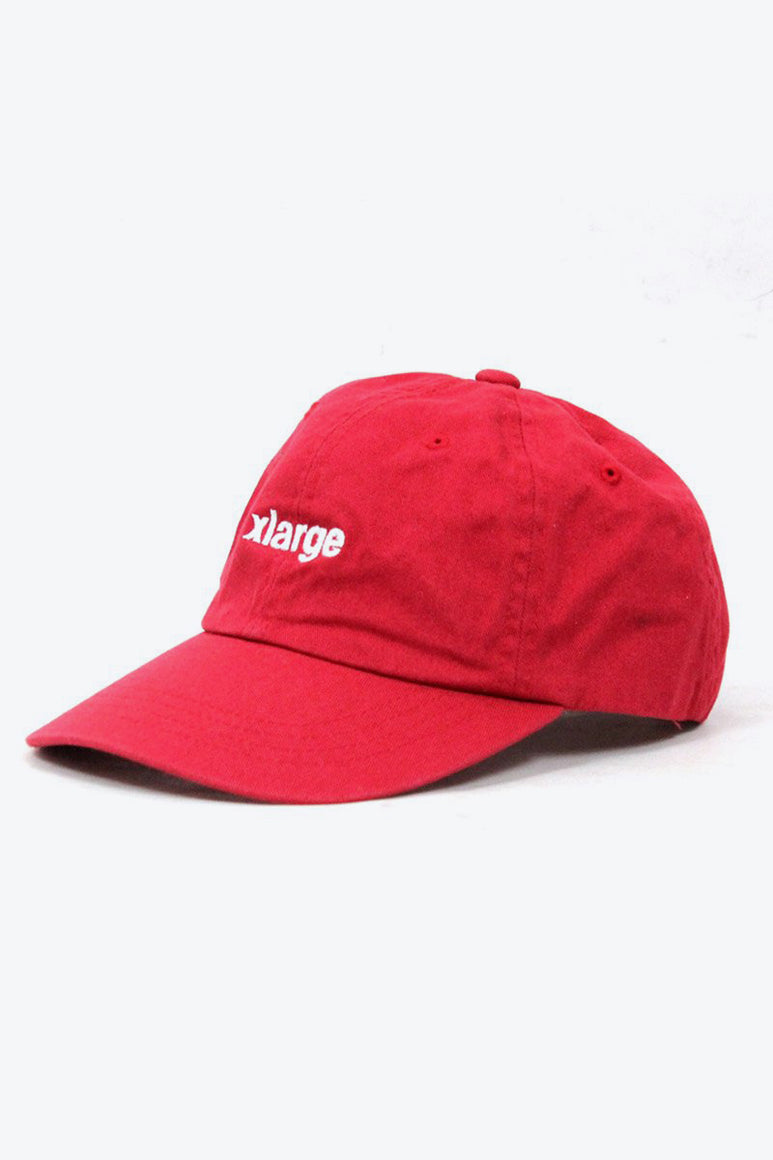 LOGO CAP / RED [SIZE: O/S USED][金沢店]