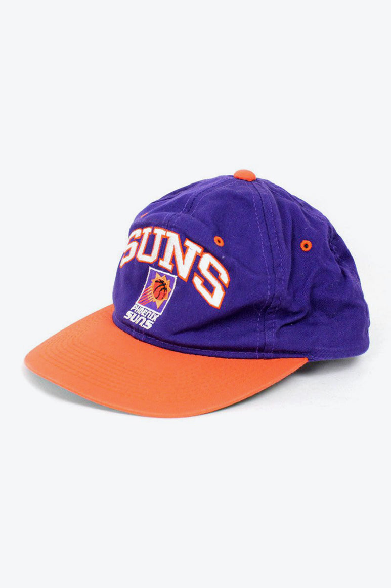 90'S SUNS CAP / PURPLE ORANGE [SIZE: O/S USED][小松店]