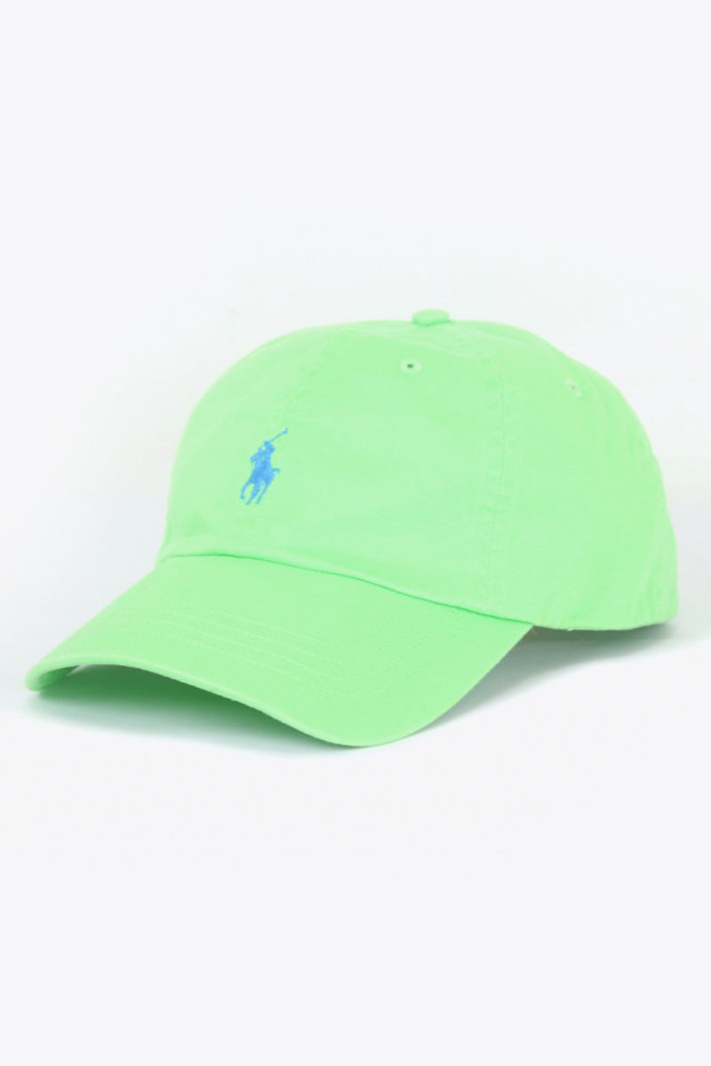 ONE POINT LOGO CAP / LIGHT GREEN [SIZE: O/S NEW][小松店]