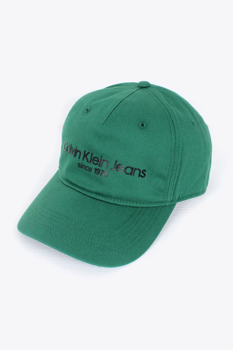 COTTON TWILL LOGO CAP / GREEN [SIZE: O/S NEW][小松店][30%OFF]