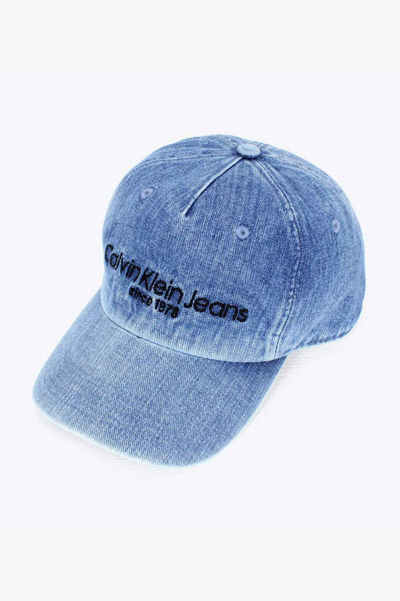 DENIM LOGO CAP USA企画品 / INDIGO [SIZE: O/S NEW][小松店][40%OFF]