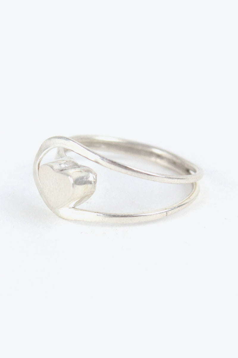 925 SILVER RING【SIZE: 16号相当 USED】【金沢店】