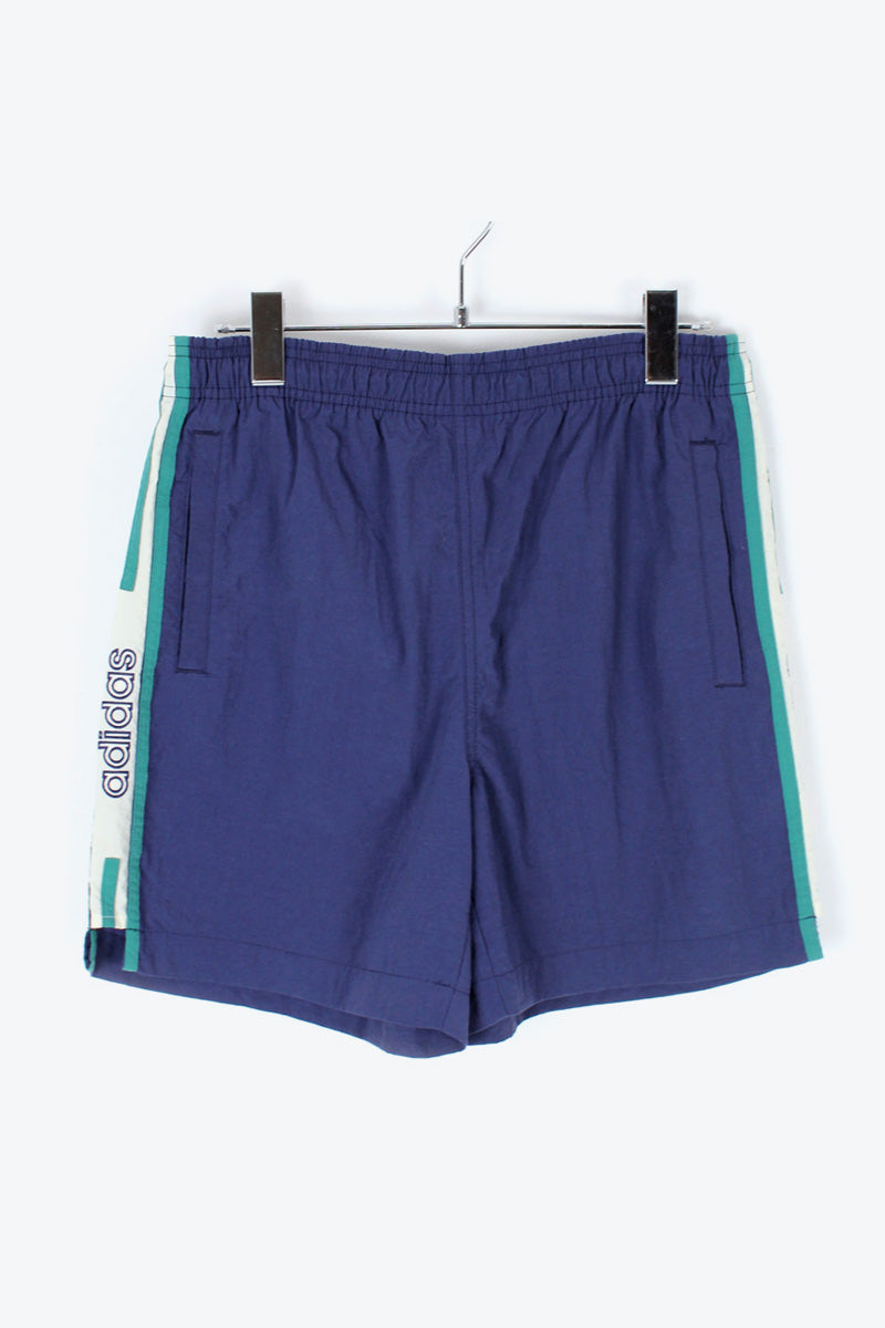 90'S NYLON SHORTS / NAVY [SIZE: L USED][金沢店]