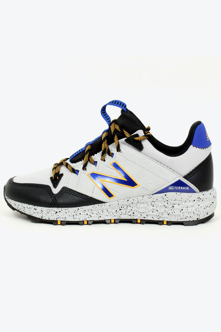 FRESH FOAM CRAG TRAIL LM1 SNEAKERS / BLUE GRAY YELLOW [SIZE: US8(26cm)NEW][金沢店]