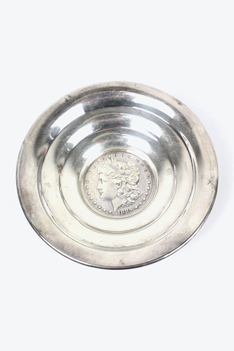1885'S ONE DOLLER SILVER PLATE [SIZE: ONE SIZE USED][金沢/小松店]