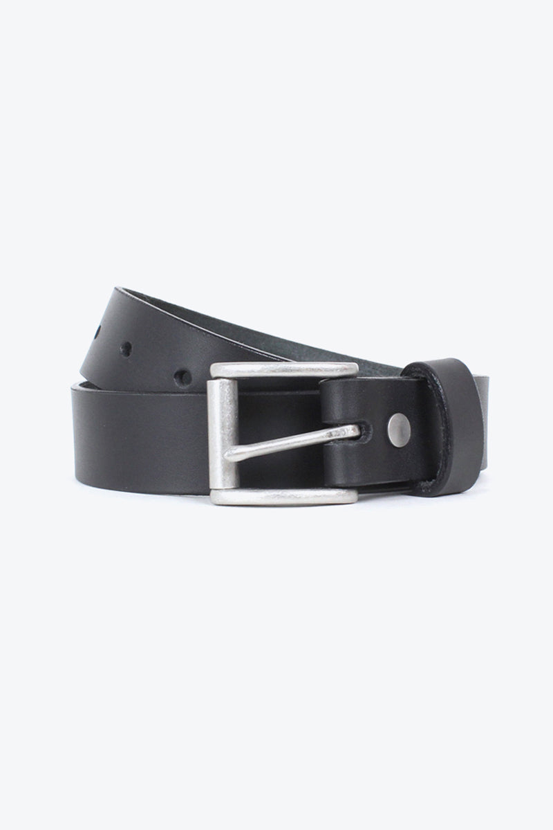 MADE IN USA 30MM HIGH ROLLER BELT / BLACK【金沢店】【小松店】