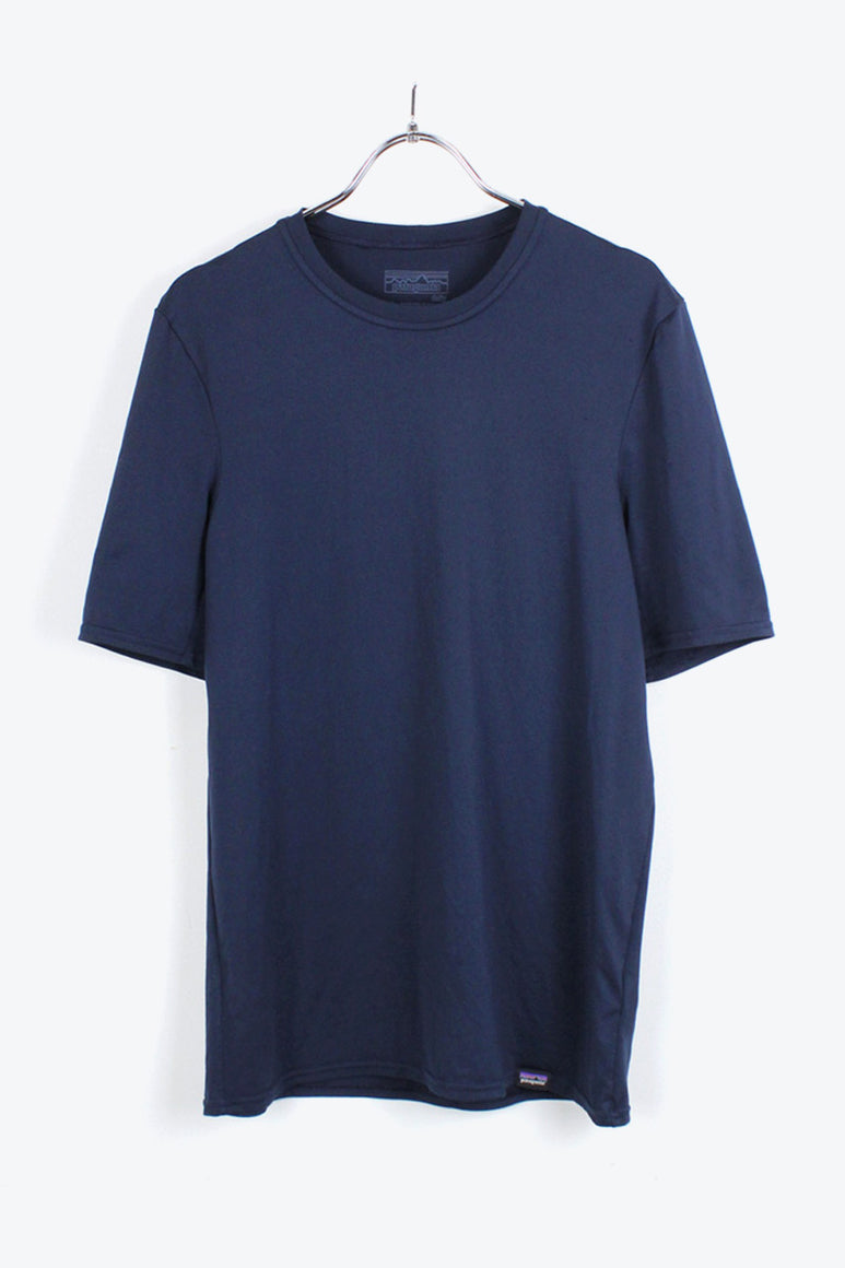 S/S T-SHIRT / NAVY [SIZE:XS USED][金沢店]