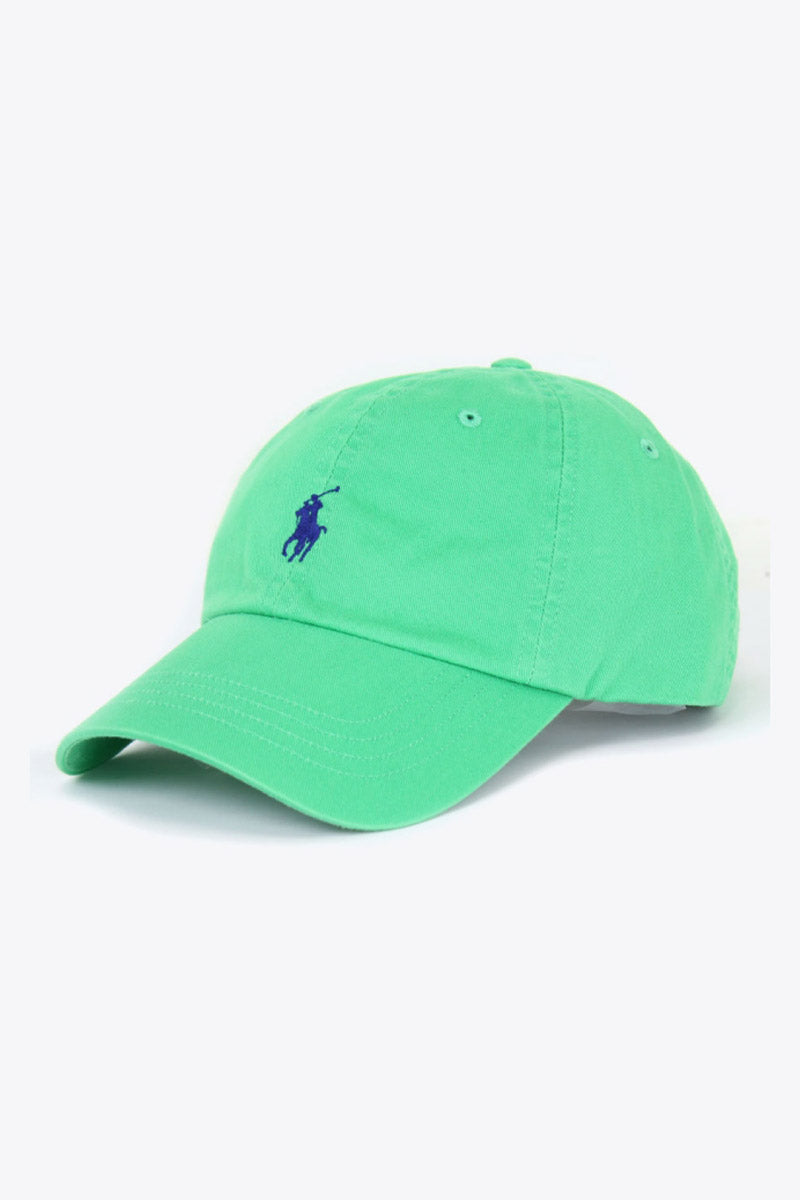 ONE POINT LOGO CAP / GREEN [SIZE: O/S NEW][小松店]