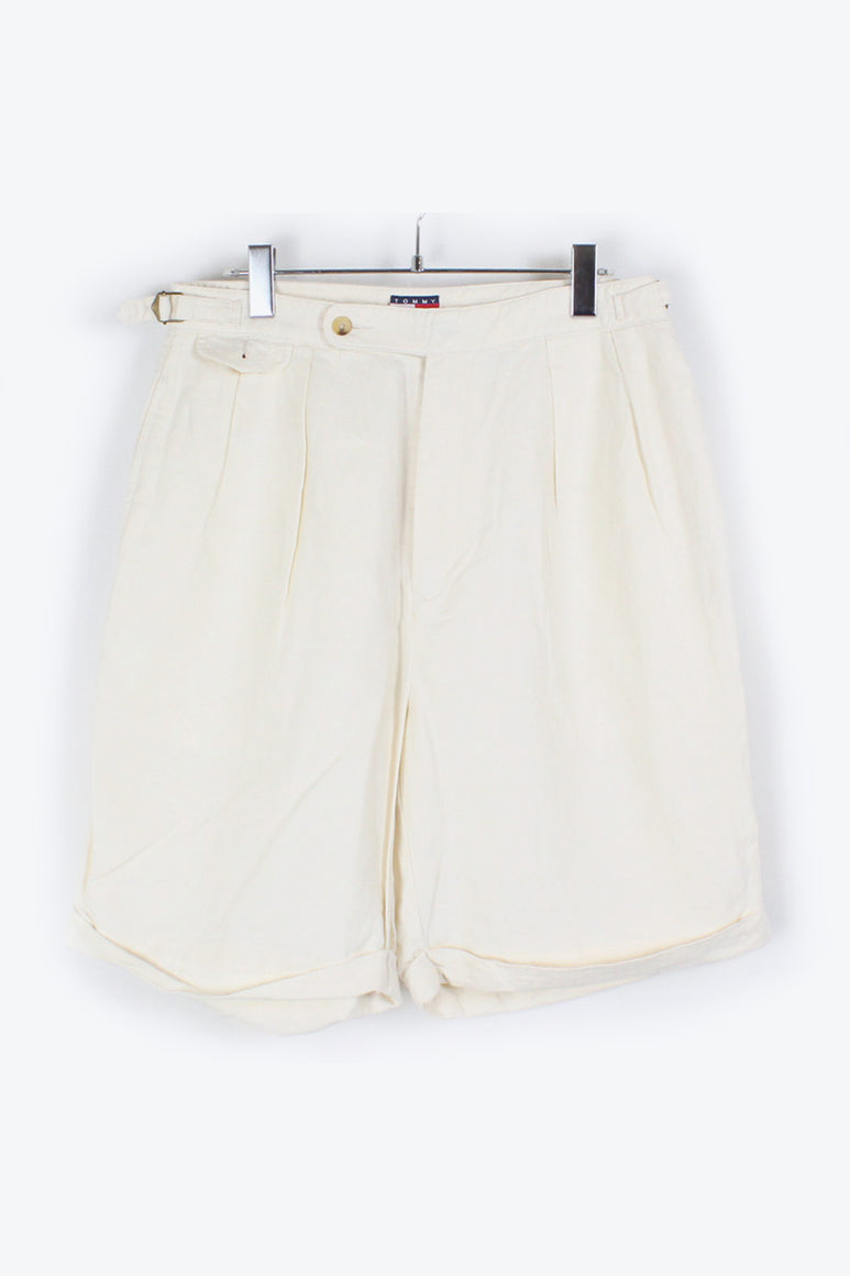 90'S TACK SHORTS / WHITE [SIZE: 32 USED][小松店]