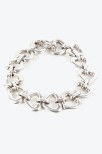 MADE IN MEXICO 925 SILVER BRACELET [SIZE: O/S USED][金沢店]