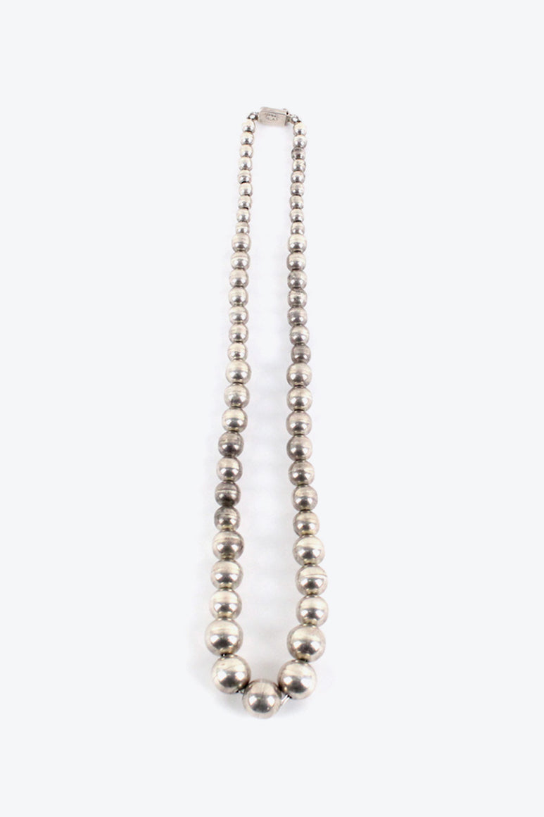 MADE IN MEXICO 925 SILVER NECKLACE [SIZE: O/S USED][金沢店]