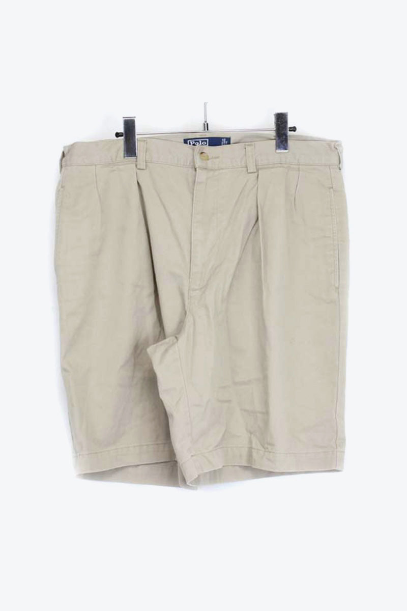 COTTON CHINO SHORTS / BEIGE [SIZE: 36 USED][金沢店]