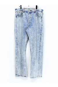 MADE IN USA 501 DENIM PANTS / STONE WASH【SIZE:W36L30 USED】【金沢店】
