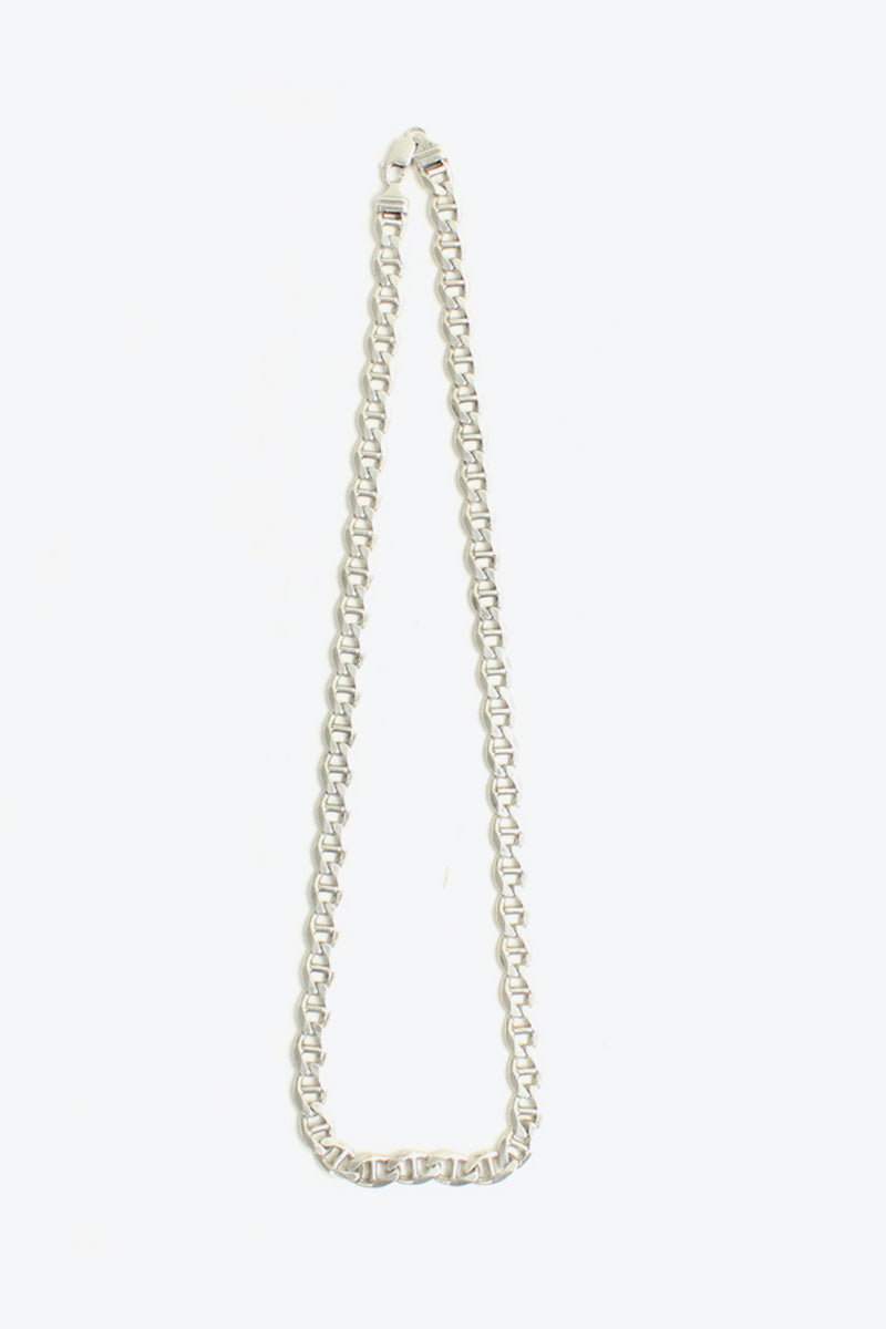 MADE IN ITALY SILVER 925 CHAIN NECKLACE [USED][金沢店]