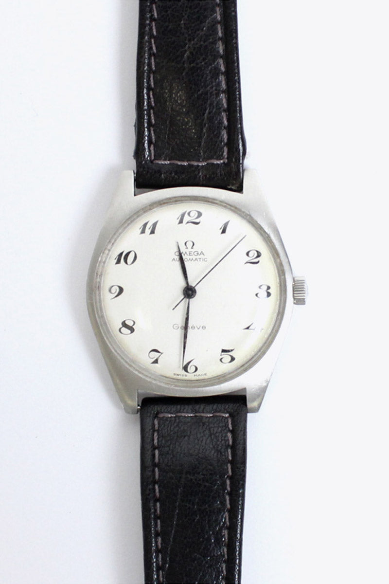 WRIST WATCH (AUTOMATIC) / SILVER BLACK【SIZE:O/S USED】【金沢店】