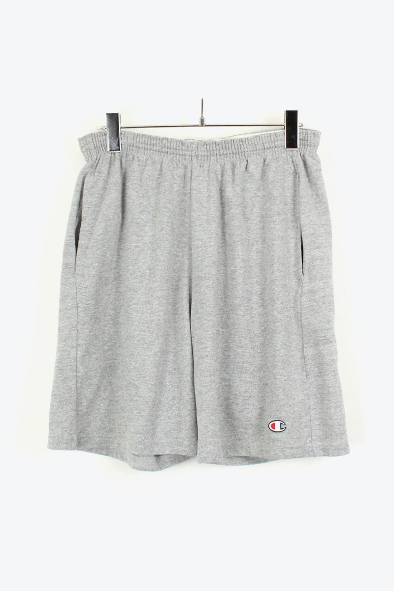 ONE POINT LOGO SWEAT SHORTS / GRAY [SIZE: M USED][金沢店]